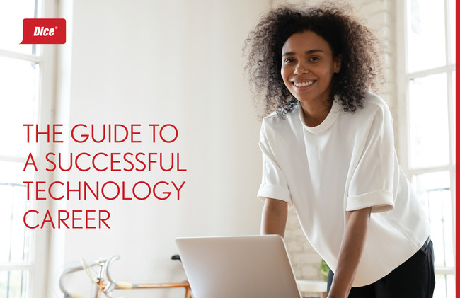 Dice released The Guide to a Successful Technology Career as part of its 30th anniversary celebrations. The guide features comprehensive career advice to help aspiring and early stage technologists build a successful career and leverages Dice's three decades of experience and leadership in the technology sector.