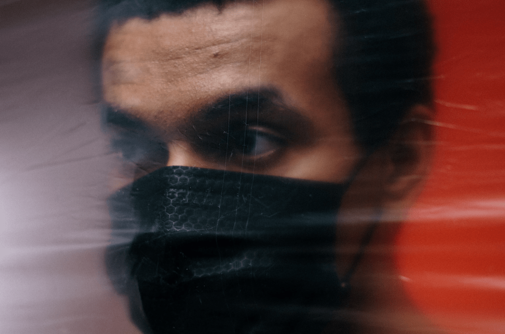 facial recognition with mask