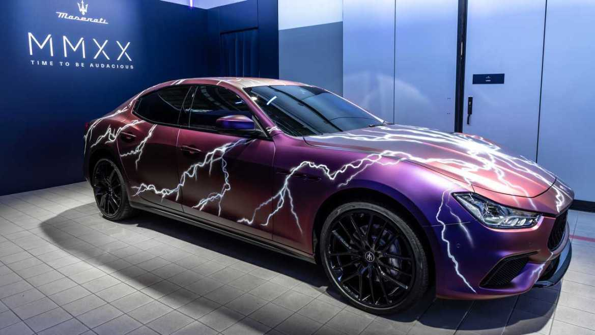 Maserati Road Map