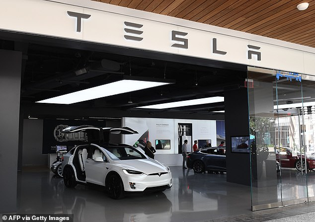 This week has seen a sharp pullback in Tesla shares after the meteoric rise recently