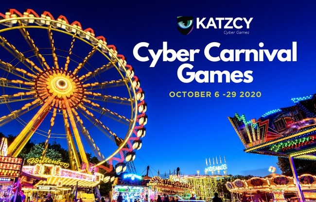 Join us for the Katzcy Cyber Carnival. Learn more: https://cybercarnival.katzcy.com/