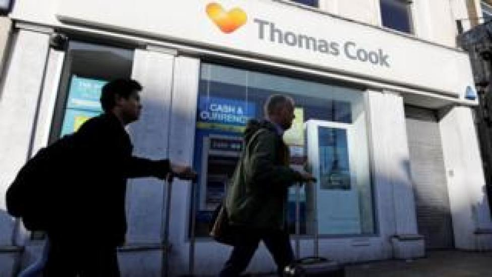 Thomas Cook relaunched this week as an online travel agency.