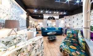 Showroom at Long Eaton Sofas