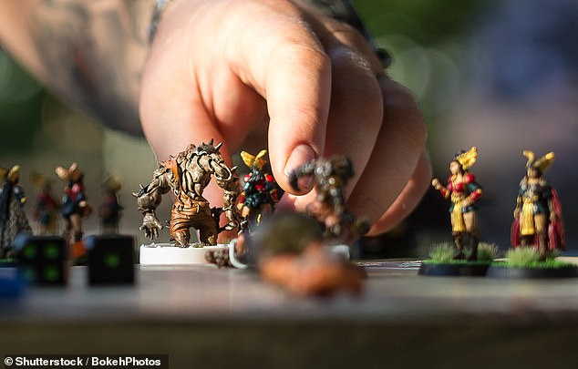 Rolls-Royce is worth barely more on the stock market than miniature war game company Games Workshop