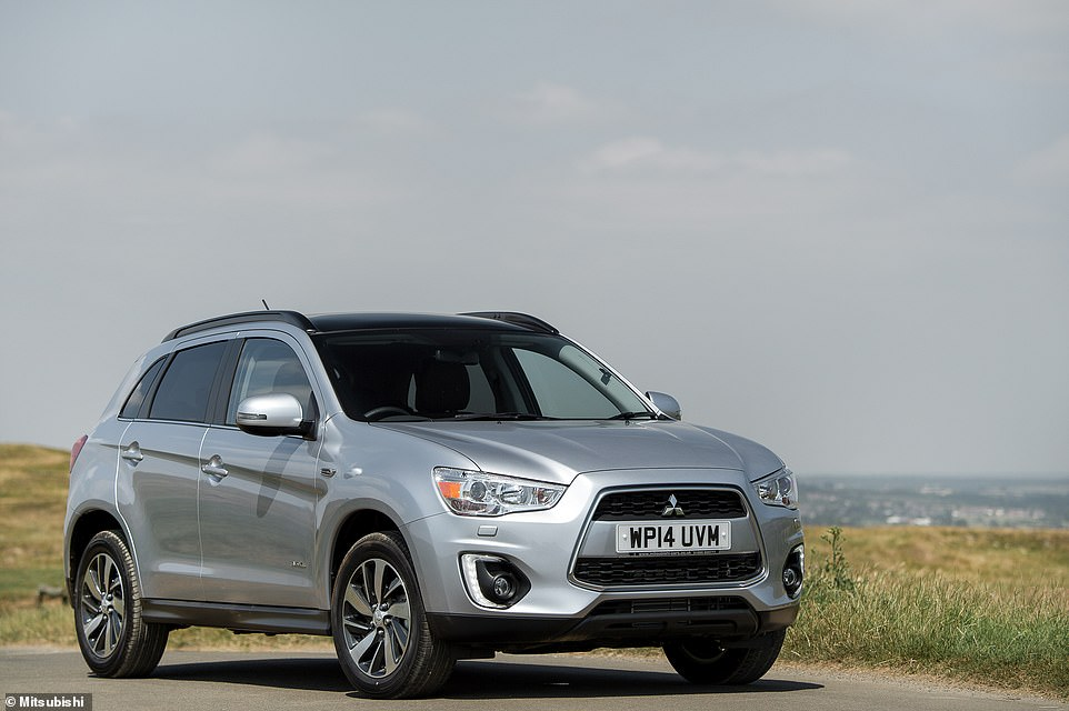 The Mitsubishi ASX isn't what you'd call desirable, but it is pretty solid. Just 3% of owners have made claims on their warranties