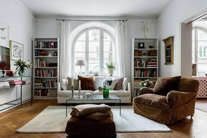 One-bedroom flat, Östermalm,  SKr5.9m, Per Jansson