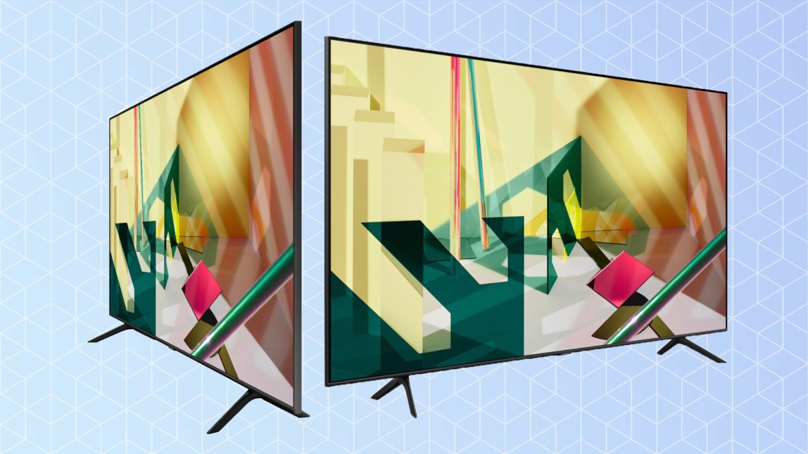 Samsung Q70T QLED TV review