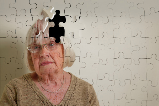 Memory loss is a symptom in older people and could be a sign of hypersomnia