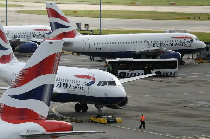 EU investors will still be able to trade dual-listed companies such as IAG, the parent of British Airways