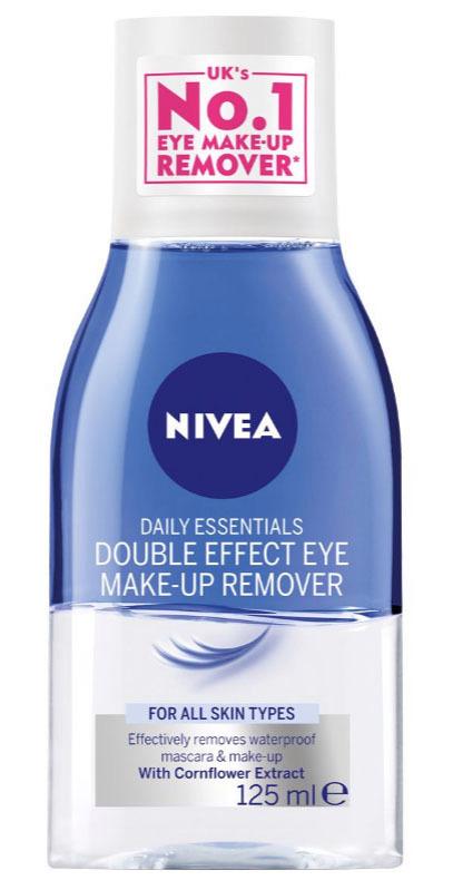 Nivea Eye Makeup Remover is £3.89 at Boots