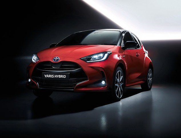 The Toyota Yaris Hybrid is at the centre of Toyota's totally electrified range of vehicles