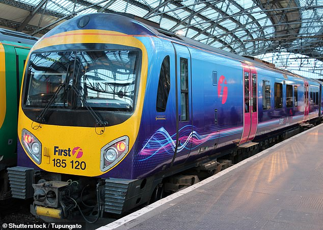 Full salaries: Executives at FirstGroup quietly hiked their pay in August after taking a 20 per cent cut in March