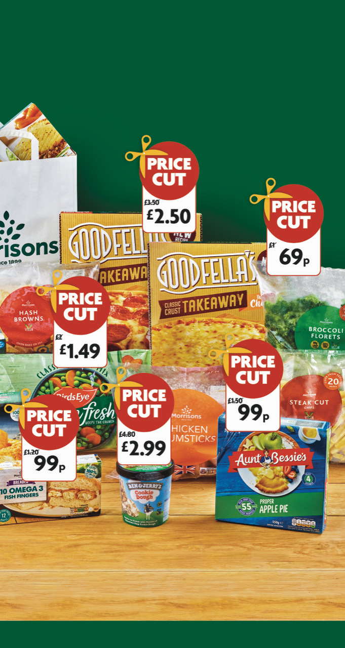 Make the most of Morrisons' price cuts