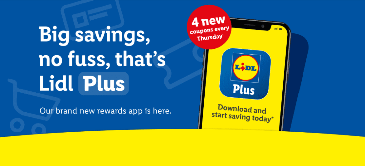 Lidl's new loyalty app launched last month but come shoppers have experienced problems using it