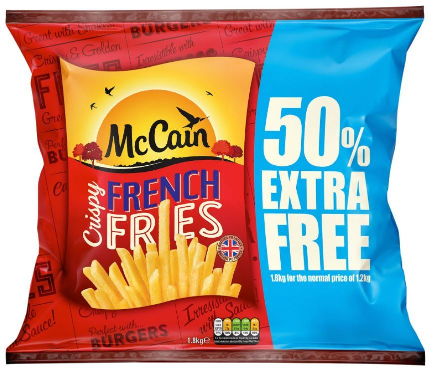 Save on essentials at Icelenad wiht 50 per cent extra free offers