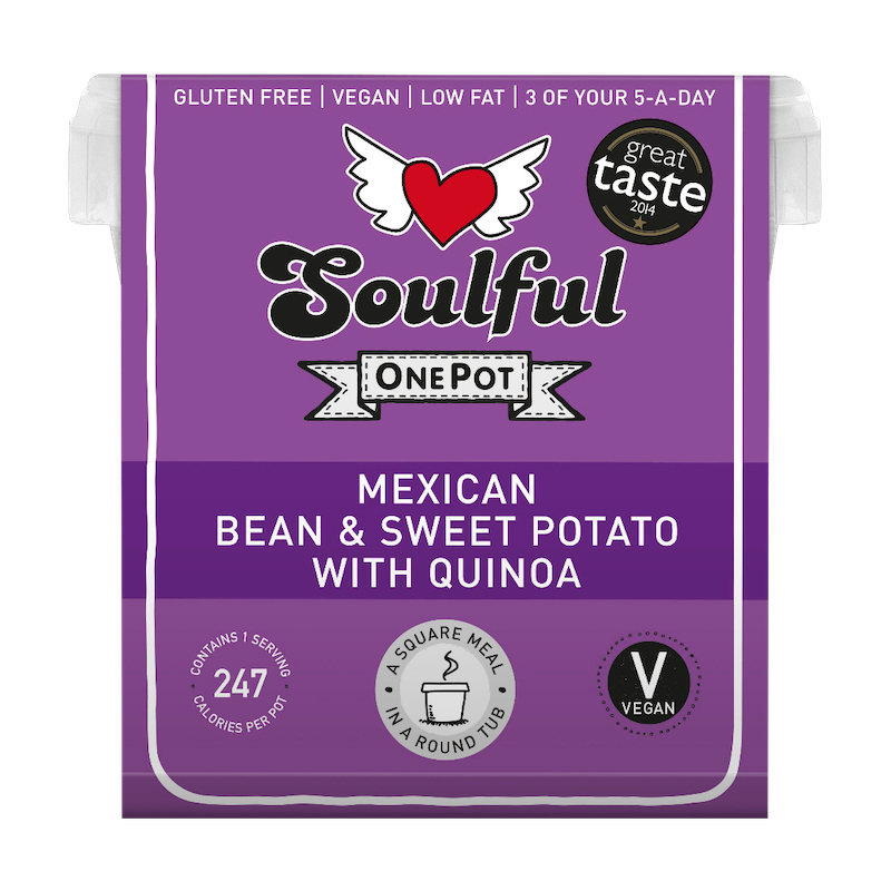 Treat yourself to Soulful food one pots down to £2 at Tesco
