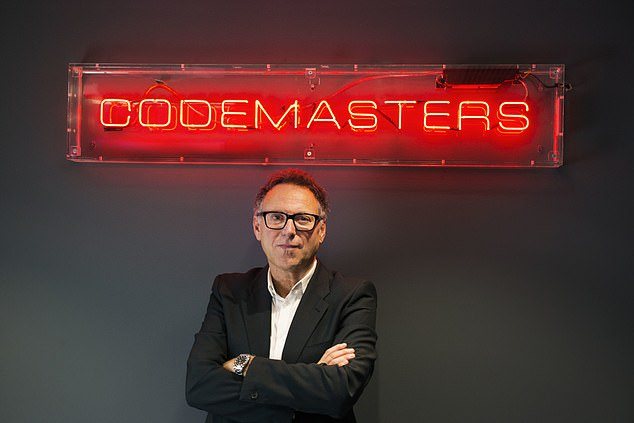 Codemasters CEO Frank Sagnier: 'We are fortunate to operate in an industry which has shown incredible resilience over the course of the year, shielding us from the impacts of Covid-19'