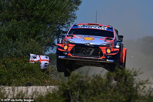 Codemasters recently signed a five-year licensing deal with the World Rally Championship