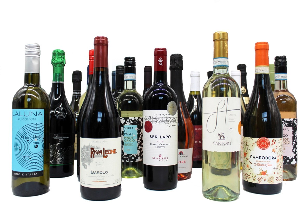 Get up to 60 per cent off wine from Italian restaurant chain Carluccio's