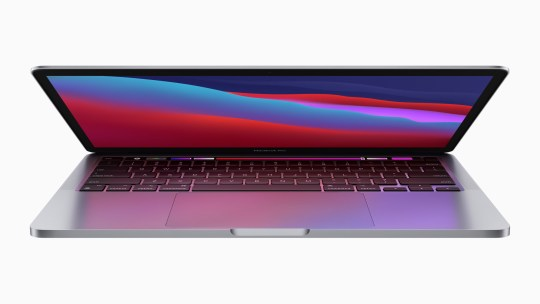 The MacBook Pro is an unabashedly premium machine (Apple)