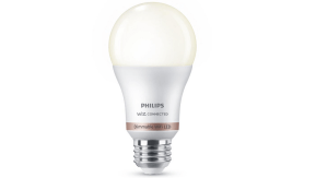 Philips Dimmable A19 Smart Wi-Fi WiZ Light Bulb Image