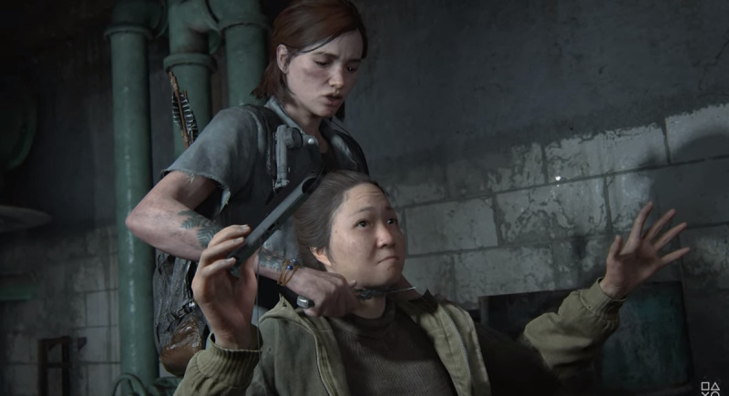 Naughty Dog shared this scene in its latest trailer for The Last of Us Part II.