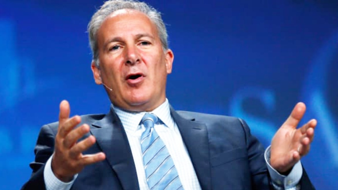 Gold Bug Peter Schiff's Understanding of Money is Flawed, Says His Pro-Bitcoin Son