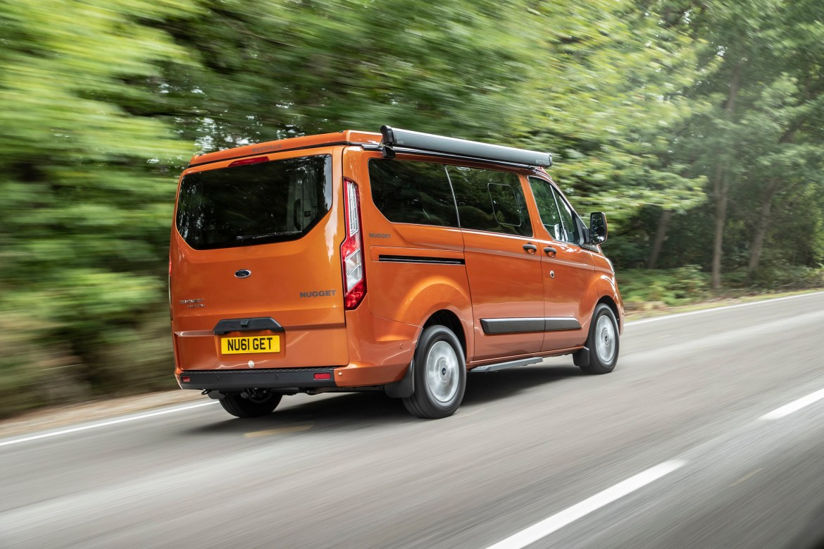 The arrival of the Ford Transit Custom Nugget prove this is no longer a niche market