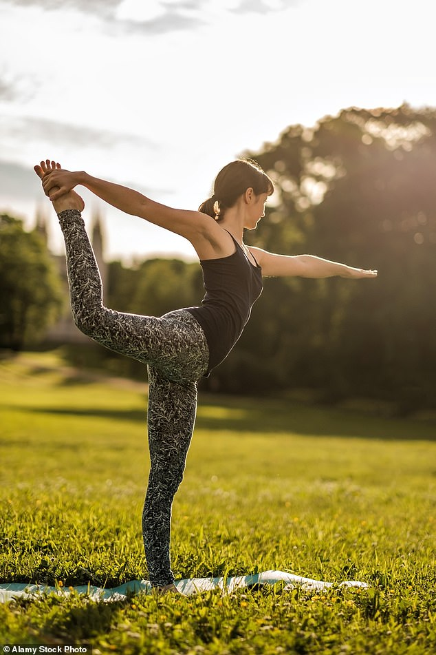 Try a yoga or Pilates class or go on a walk with a friend.Add a relaxing activity to your bedtime routine such as taking a warm bath or engaging in some mindful meditation