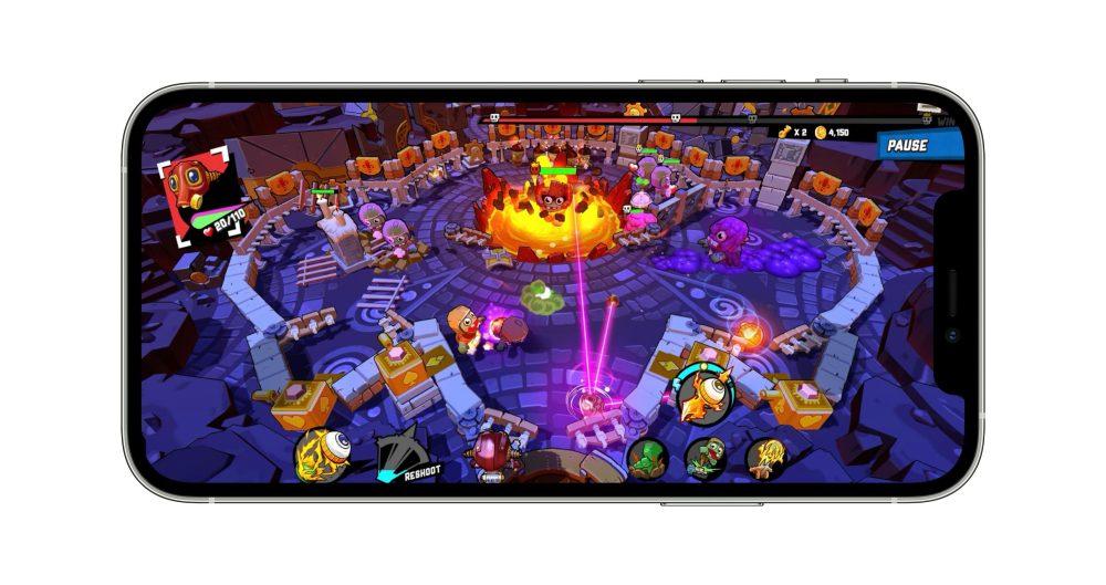 Apple Arcade latest games 12/4