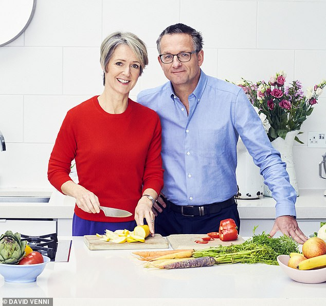 Doctor Claire Bailey and Doctor Michael Mosley. We are fortunate enough to live in a country with a great health service and where three safe and effective vaccines are being rolled out. I believe that, with their help, by late spring we will have Covid on the run