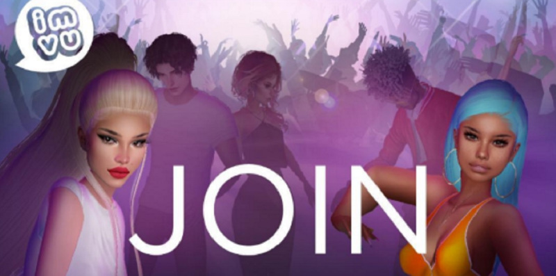 IMVU is opening Live Rooms.