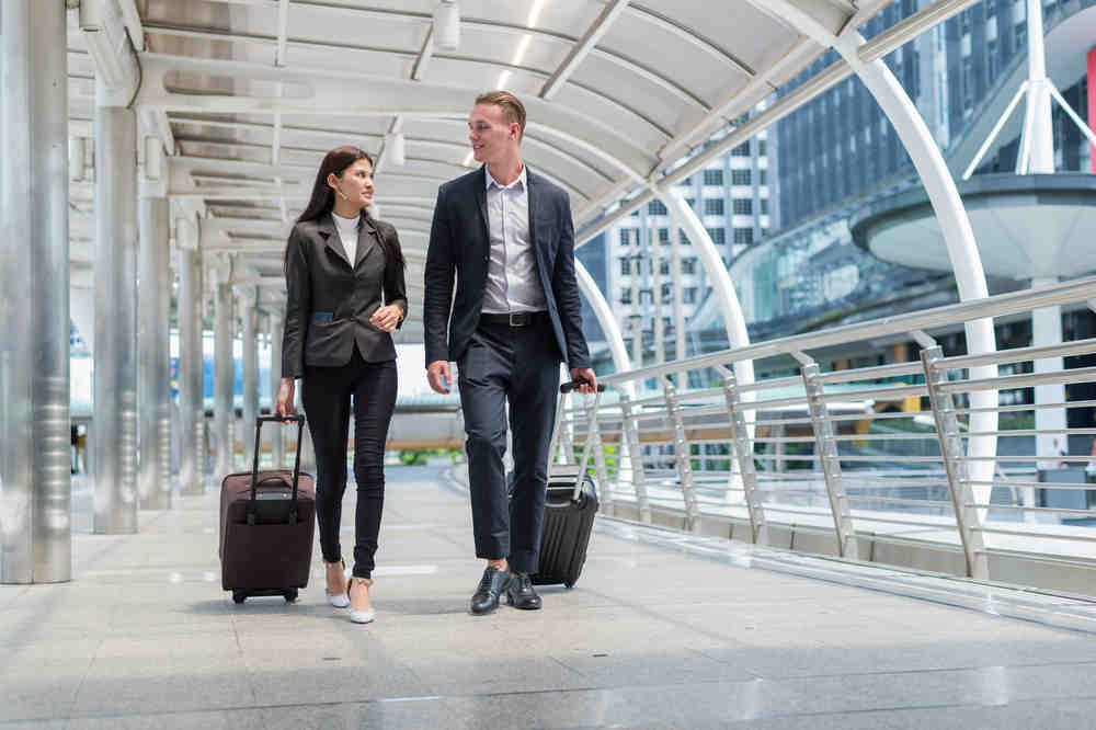 Need to Travel for Business? Here's What You Need to Know About Travelling Safely