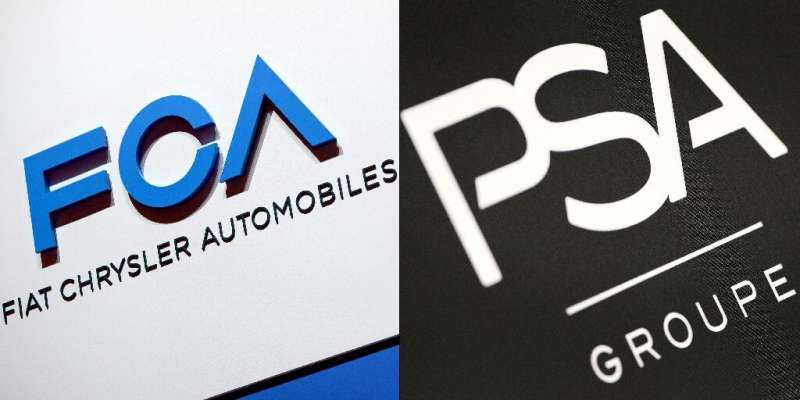 Fiat-Chrysler and PSA are merging to form the fourth-largest automaker