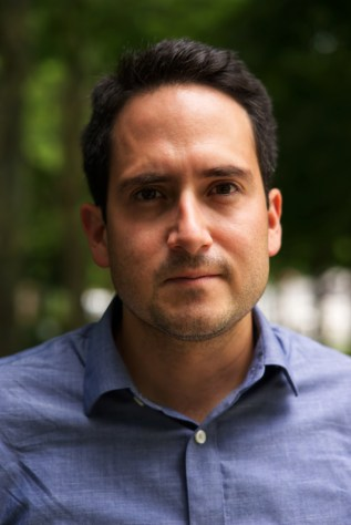 A headshot of Alvaro Bedoya, director of the Center on Privacy & Technology at Georgetown.