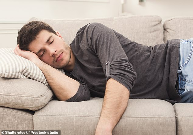 The overall consensus for the perfect amount of time for a power nap is ten to 20 minutes — and certainly under an hour [File photo]