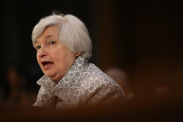 """Janet Yellen, President-elect Joseph R. Biden Jr.'s nominee for Treasury secretary, said the pandemic has been """"particularly brutal in its impact on minorities and on women."""""""
