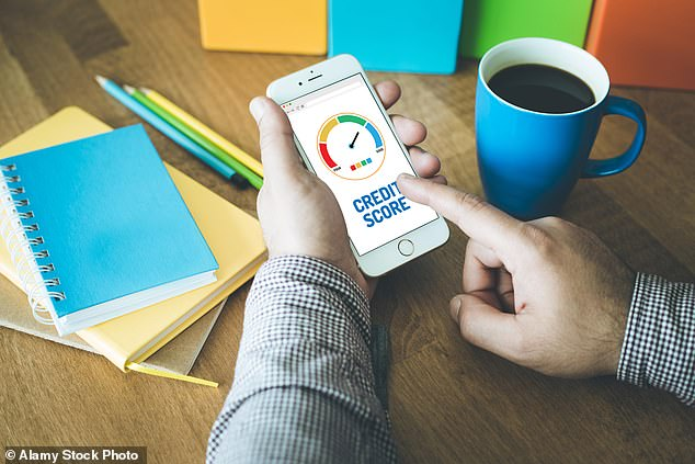 More than one in four Britons don't believe their credit score is 'good' or 'excellent' according to the survey. The research was carried out by Without Barriers and surveyed 2,012 UK adults.