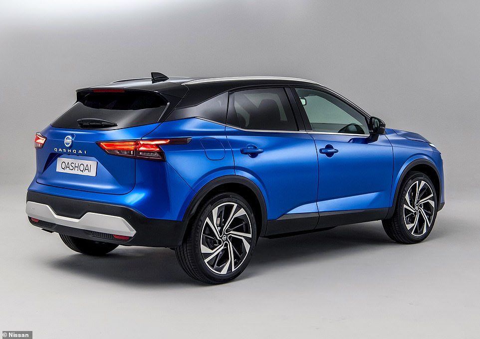 How British is the new Qashqai? It was conceived at Nissan's European Design Centre in Paddington, West London, and engineered at its European engineering centre in Cranfield, Bedfordshire, before being manufactured in the North East