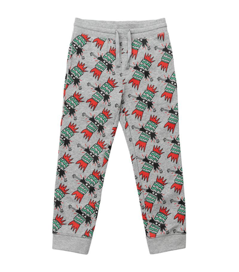 Save more than £60 on these Stella McCartney kids' Christmas cracker sweatpants from Harrods