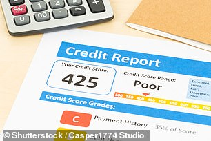 Having an account 'defaulted' by a lender for continued missed payments could reduce your Experian Credit Score by up to 350 points, whilst if a credit provider, lender or utility company takes you to court for an outstanding debt, this could reduce your Experian Credit Score by up to 250 points.