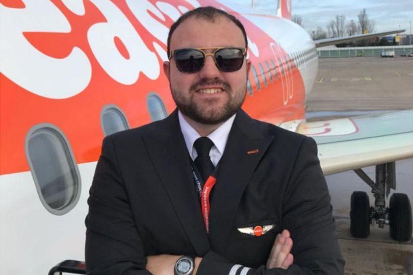 Pilot Douglas Jones joined Globus in June