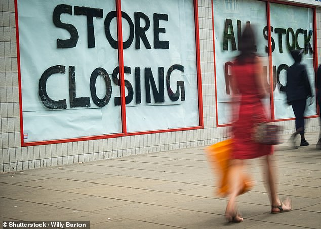 Struggling: A 'fundamental' review of the tax, widely seen as highly detrimental to the High Street, will not report until the autumn