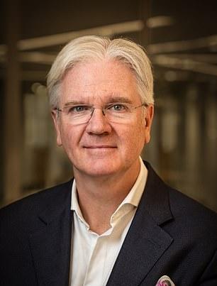 M&G chief executive John Foley