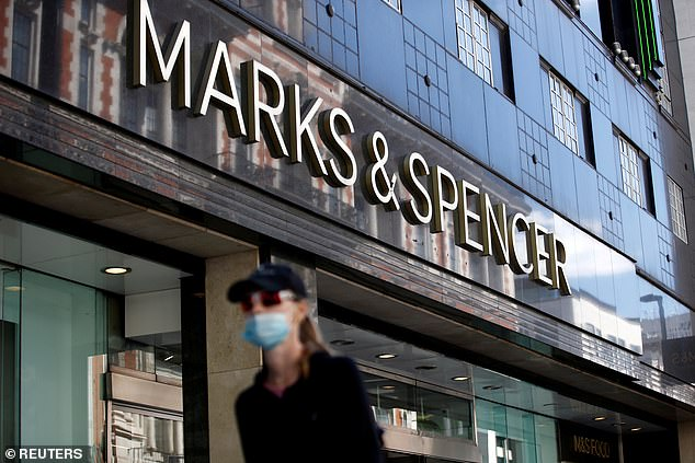 All change: Marks & Spencer has vowed to be 'never the same' as it turns its business around