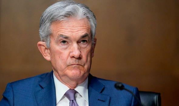 us stock market jerome powell