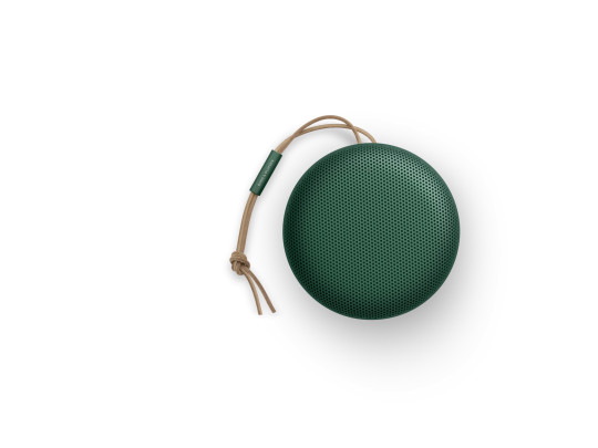 It comes in this fetching green colour (B&O)