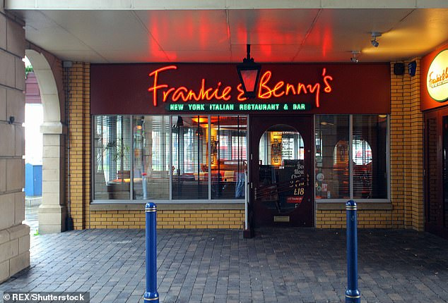 The Frankie & Benny's dining chain owner said it had agreed on new loans worth £500million