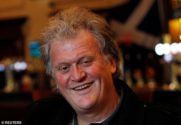 Wetherspoons founder and chairman Tim Martin pocketed millions of pounds from selling shares while his pub chain was claiming furlough cash