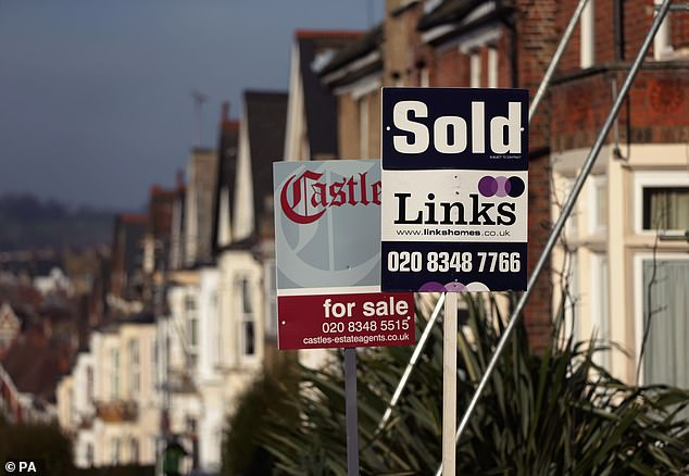 High demand: There are currently more interested buyers than properties available